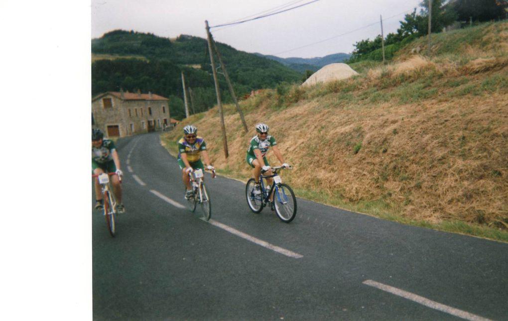 Ardéchoise 2004