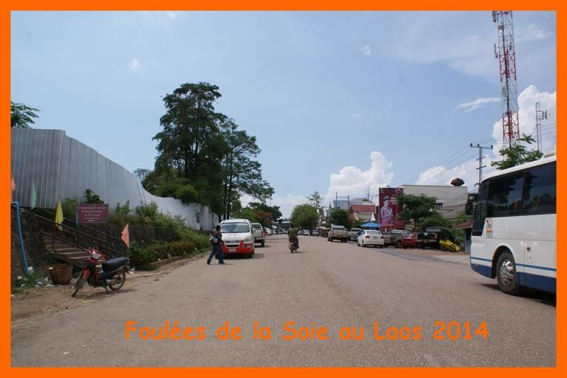 Foulées du Laos 2014. Fin de ce voyage sportif et culturel.