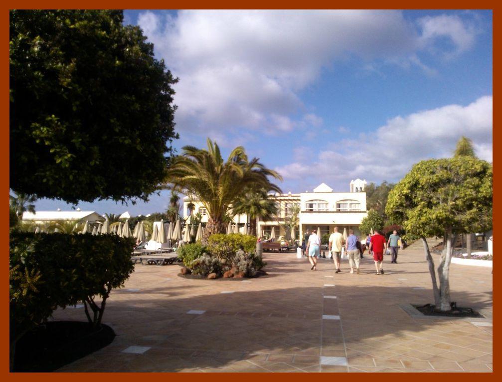Lanzarote 2015. Papagayo et Montana Roja. Jour 1
