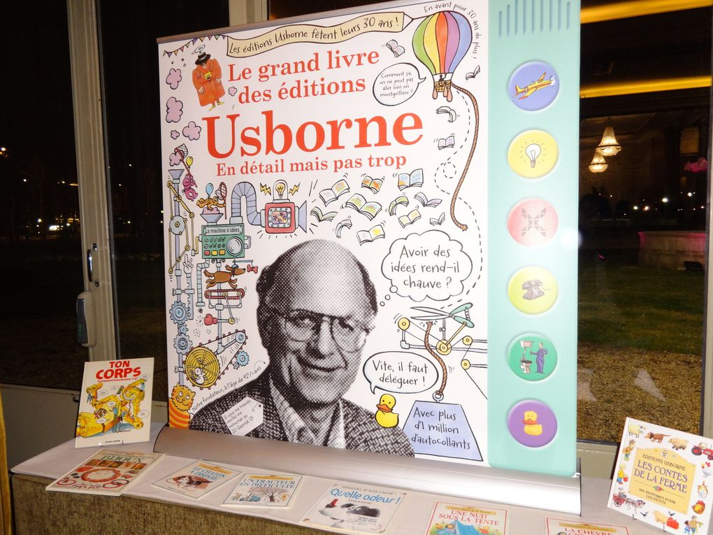 Happy birthday, Usborne!