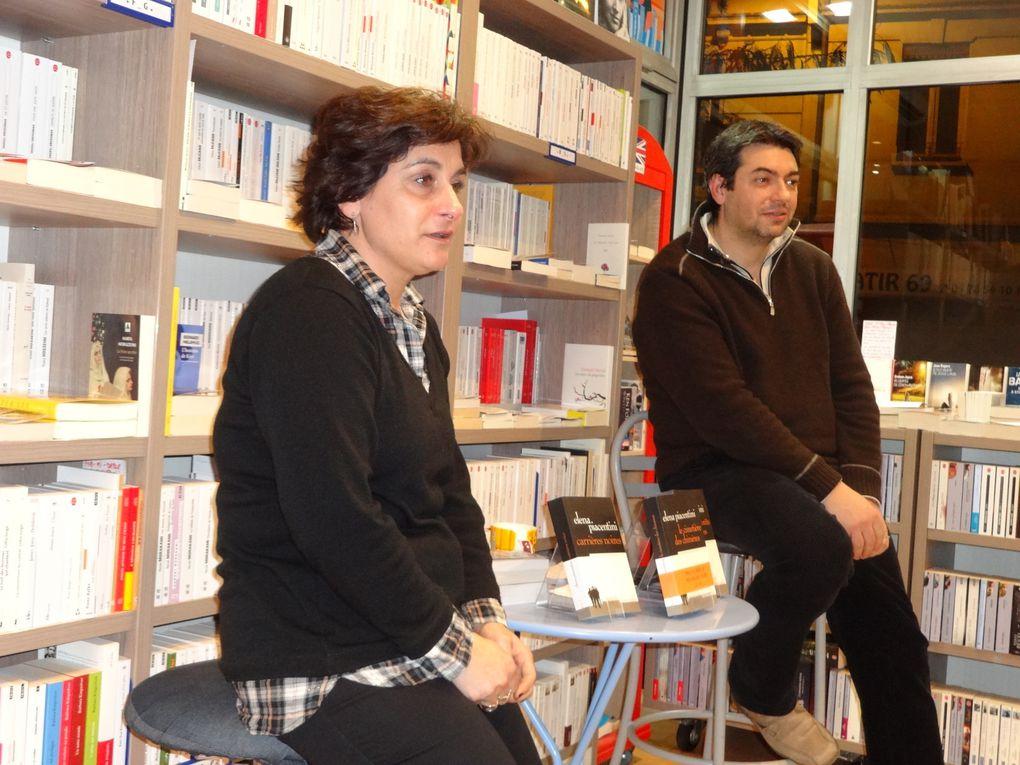 Une très belle rencontre avec Eléna Piacentini