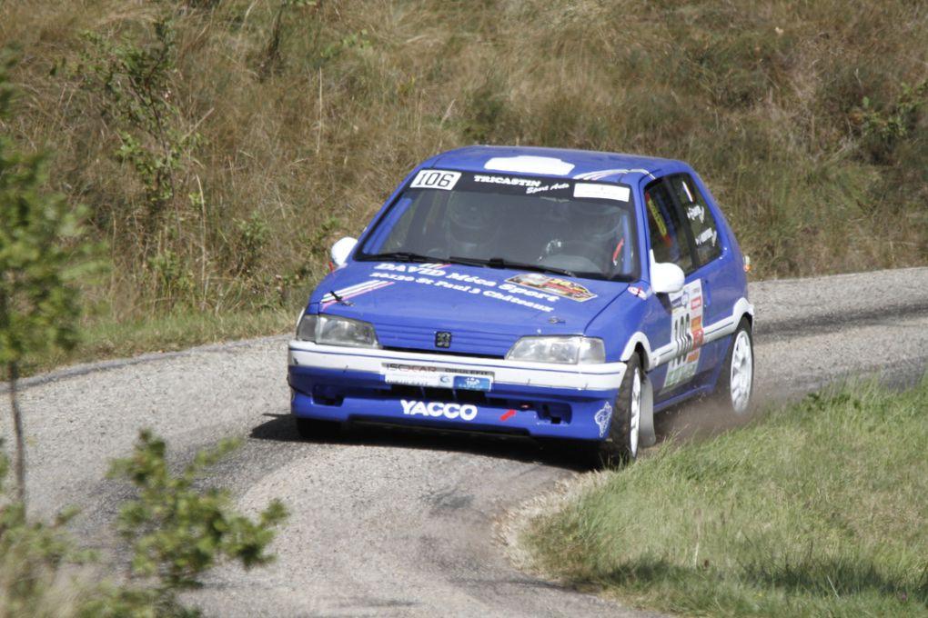 Rallye du Picodon 2014