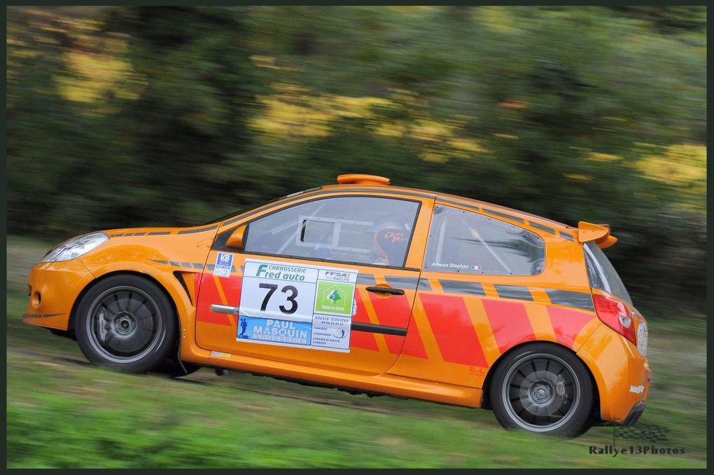 Rallye de Sarrians 24 octobre 2015