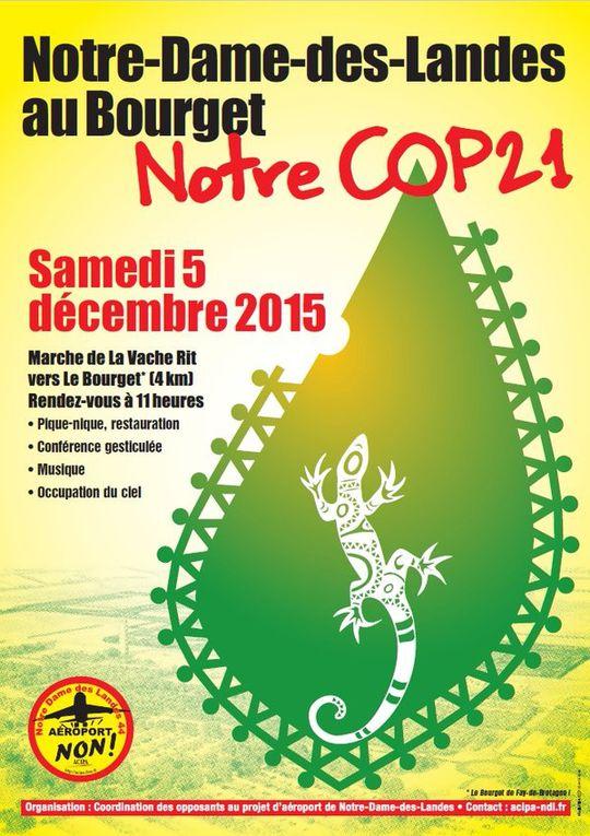 Avant la COP21