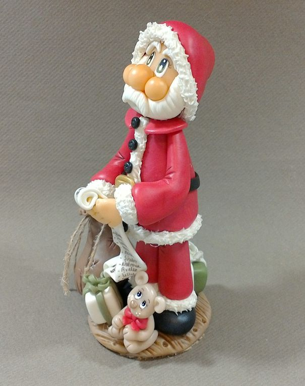 Figurine Père-Noël