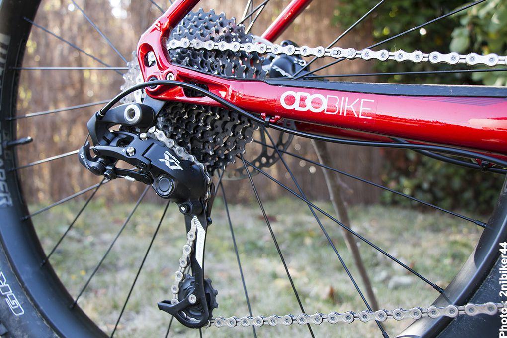 Test Bike : Specialized Fuse Comp 6Fattie