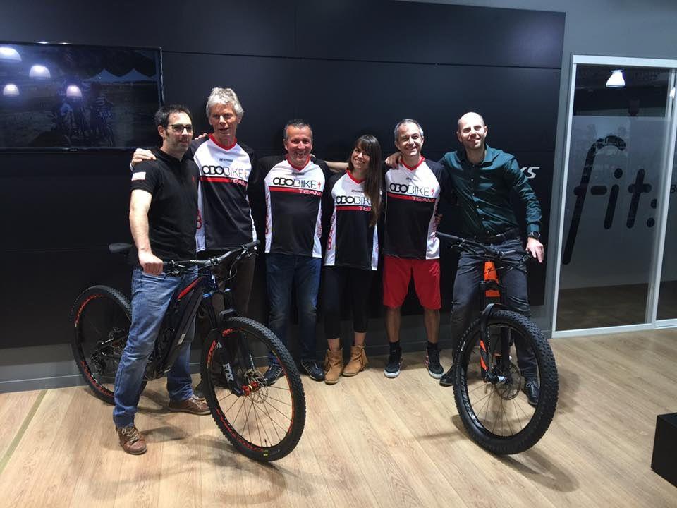 Ambassadeurs MTB 2017 Specialized / Obo-bike