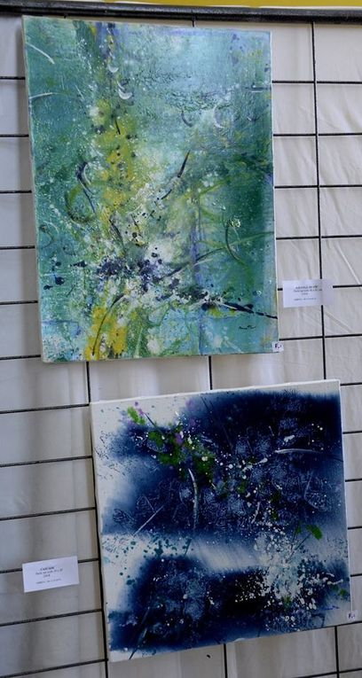 Exposition URBANARTS91 au centre Aimé Cesaire