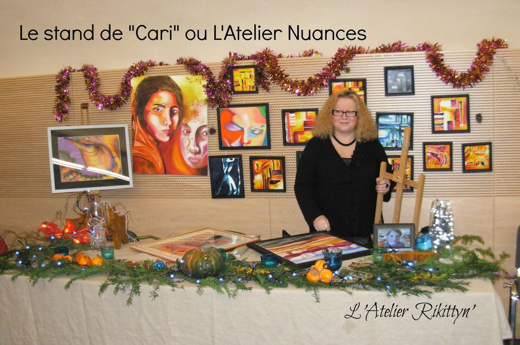 Marché de Noël du Dimanche 7 Décembre 2014 à Saint-Péray