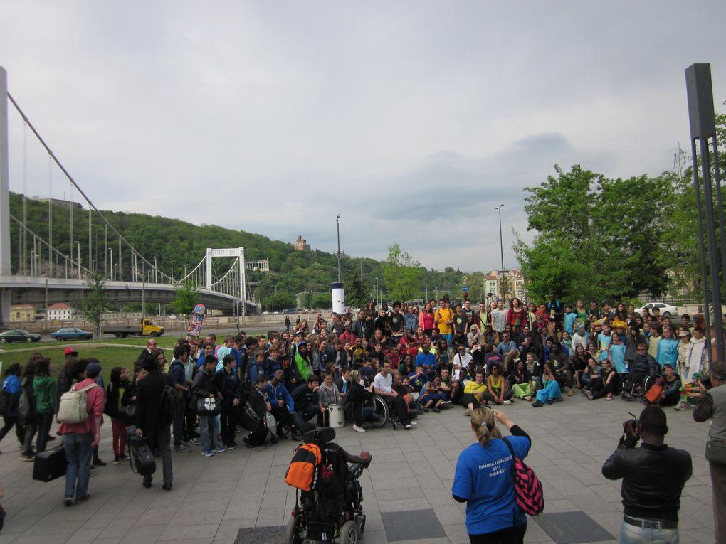 Mes meilleures photos du festival ANAMESA à Budapest