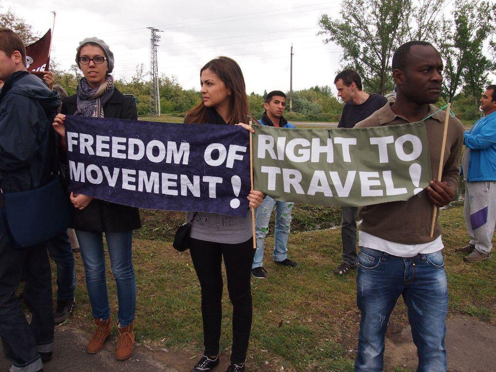 Action en faveur des réfugiés et des migrants résidant en Hongrie - par Cristina Ciobanu