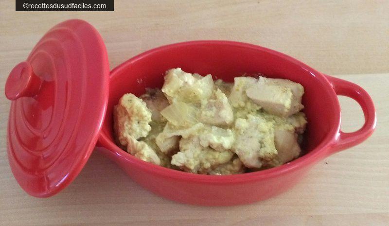#Curry de dinde au lait de coco #Curry #Dinde #Lait de coco #Volaille #Viande #Paléo #Recettes #Recettes du Sud #Recettes faciles