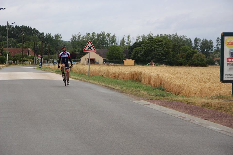 Album photos de la course UFOLEP de Fains (27)