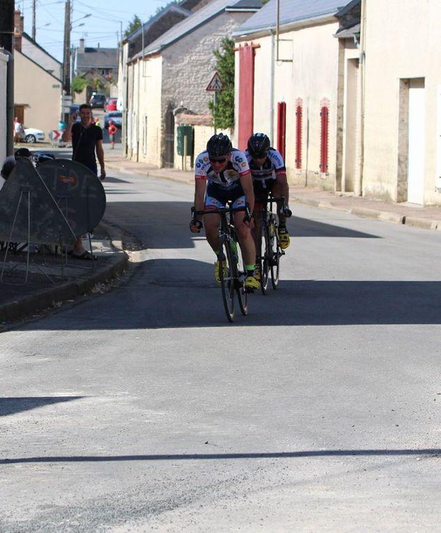 Album photos des courses UFOLEP 1 et 2 de Loigny la Bataille (28)