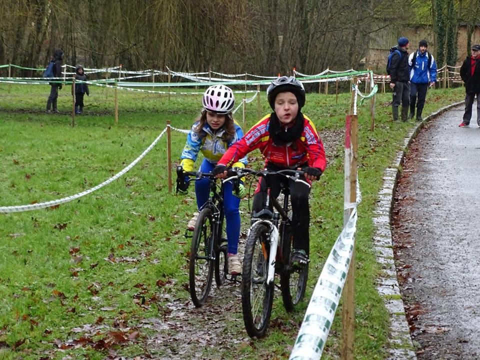 Album photos du cyclo-cross d'Illiers Combay (28)