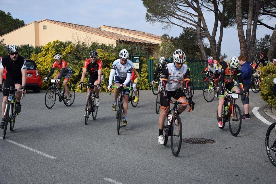 Nouvelles photos de nos stagiaires de Roquebrune sur Argens (83)