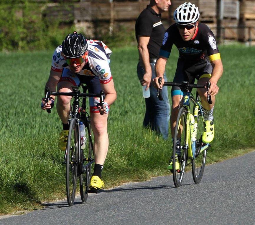 Tous les classements du Tour du Val d'Ardoux (45) UFOLEP