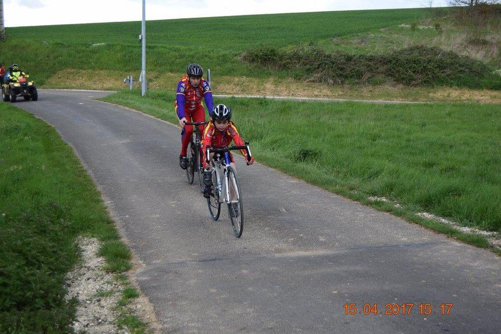 Album photos de la réunion école de vélo de Torçay (28)