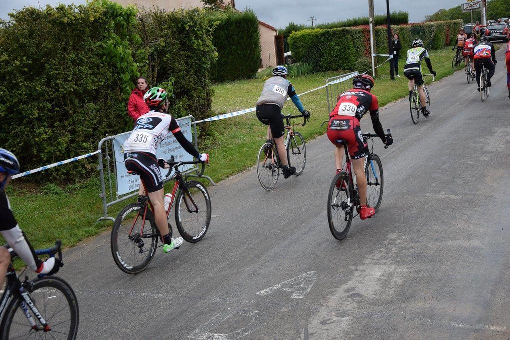 Album photos de la course UFOLEP de Fontenay sur Conie (28)