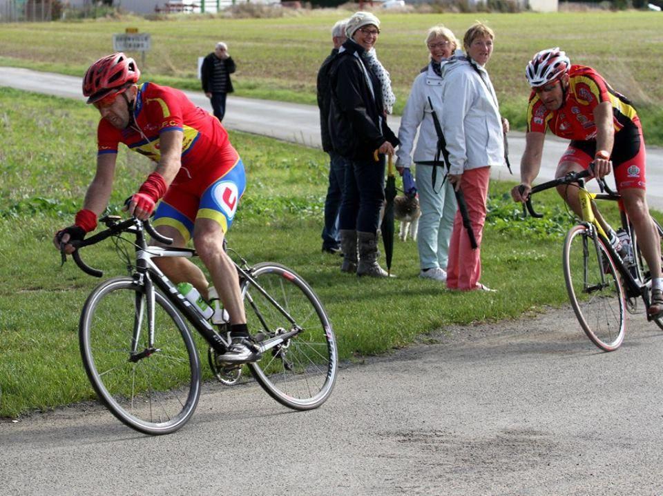 Album photos des courses UFOLEP 1 et 2 de courville sur Eure (28)