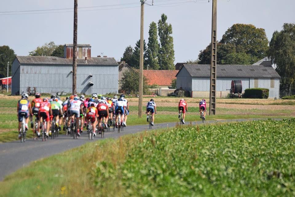 Album photos des courses UFOLEP 3 et GS de Montainville (28)