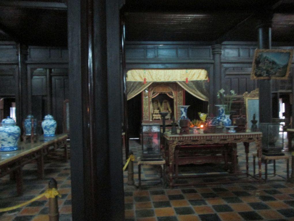 Voyage au Vietnam.... Sixième jour, découverte de Hue.