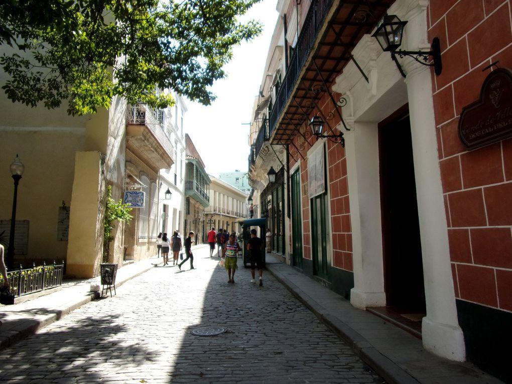 Voyage à Cuba ......... Une journée à La Havane...