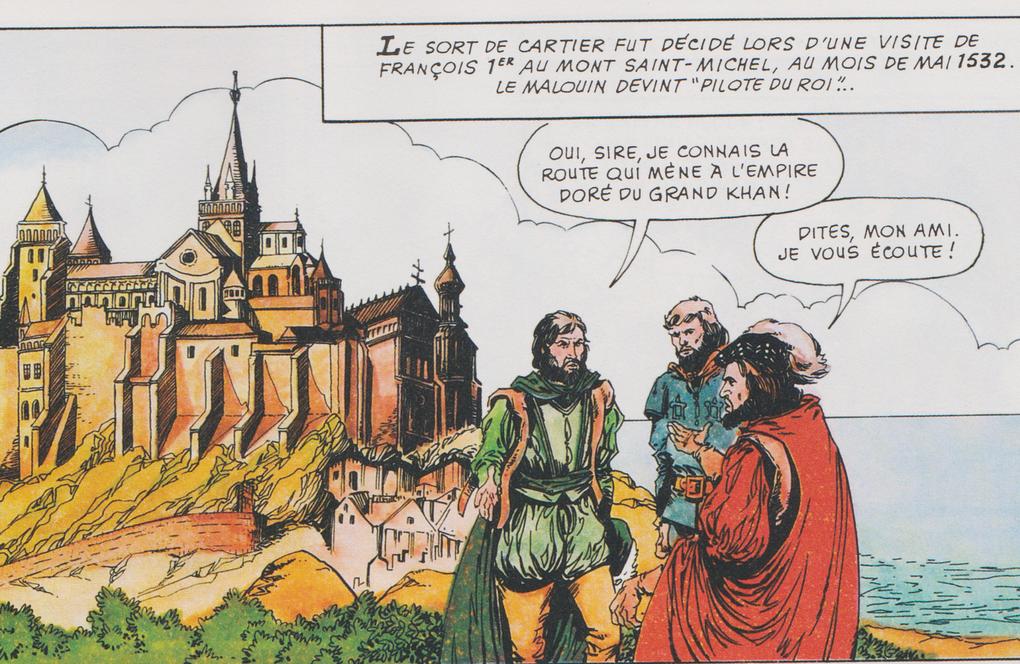 Histoire de France en BD de la Gaule à De Gaulle (1ère partie)