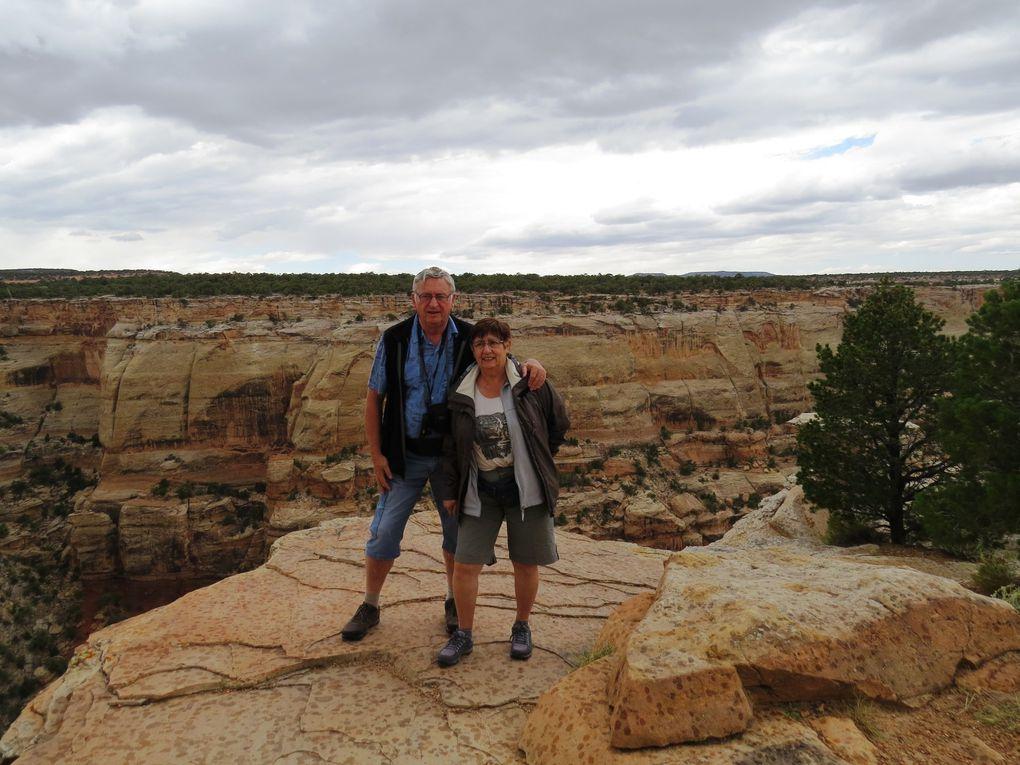 Voyage en Amérique.... De Denver à Moab.