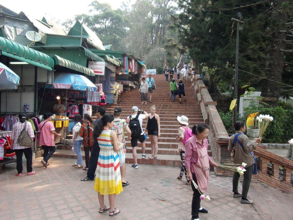 Voyage en Thaïlande.... Chiang Mai, la Rose du Nord.