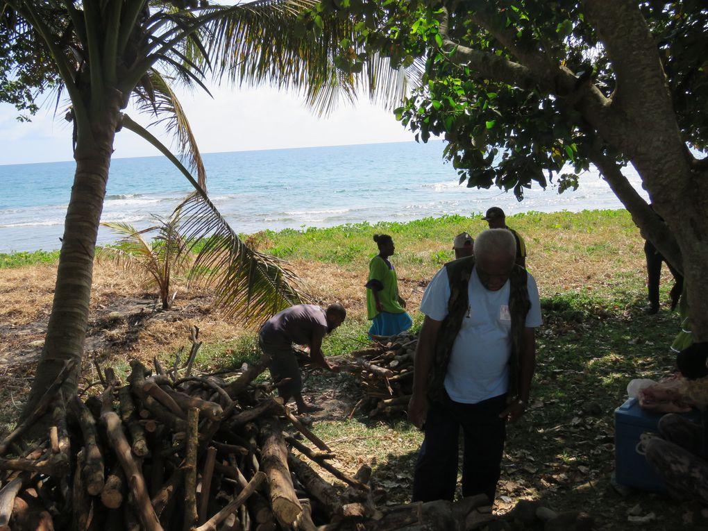 Saga Néo-Calédonienne...... Retour sur Païta avec étapes à Poindimié et Bourail.