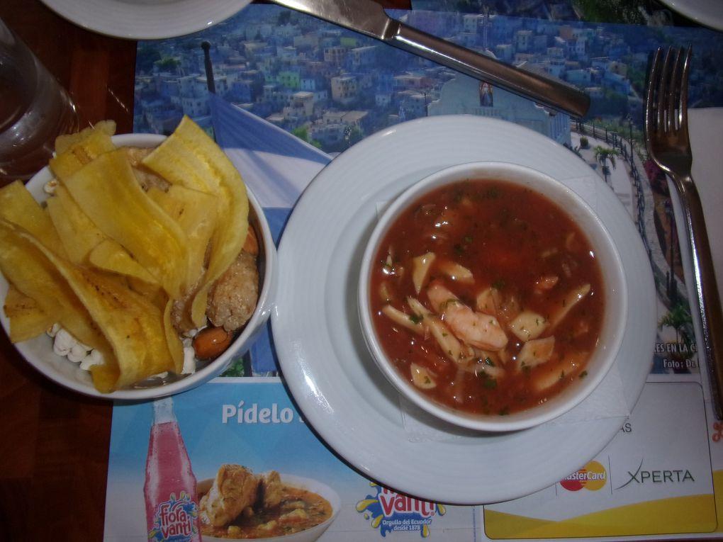 Voyage  en Equateur..... Fin de séjour de Cuenca à Guayaquil.