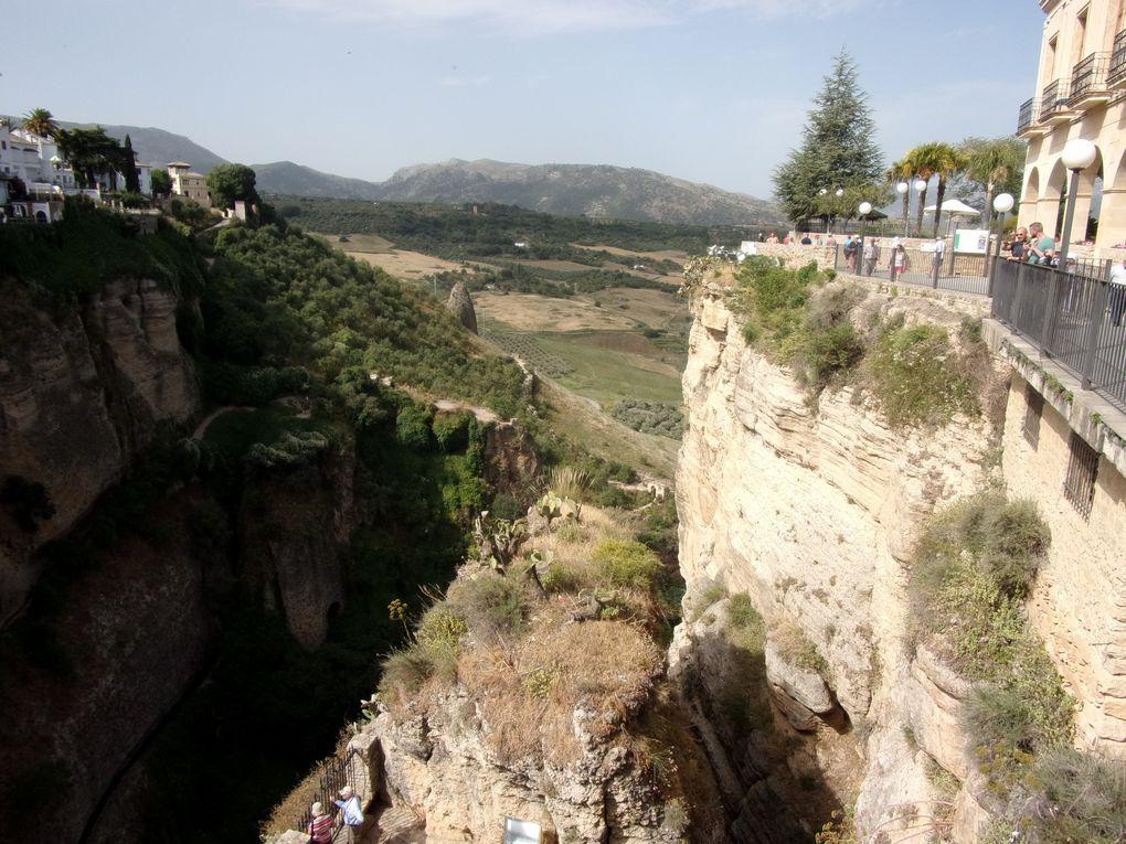Voyage en Andalousie ........... Suite et fin de l'escapade découverte de Dorian.