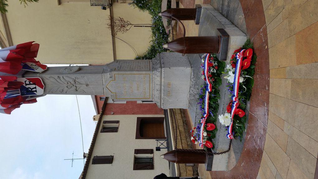Commémorations du 11 novembre: Honneur à nos soldats morts pour que vive la France !