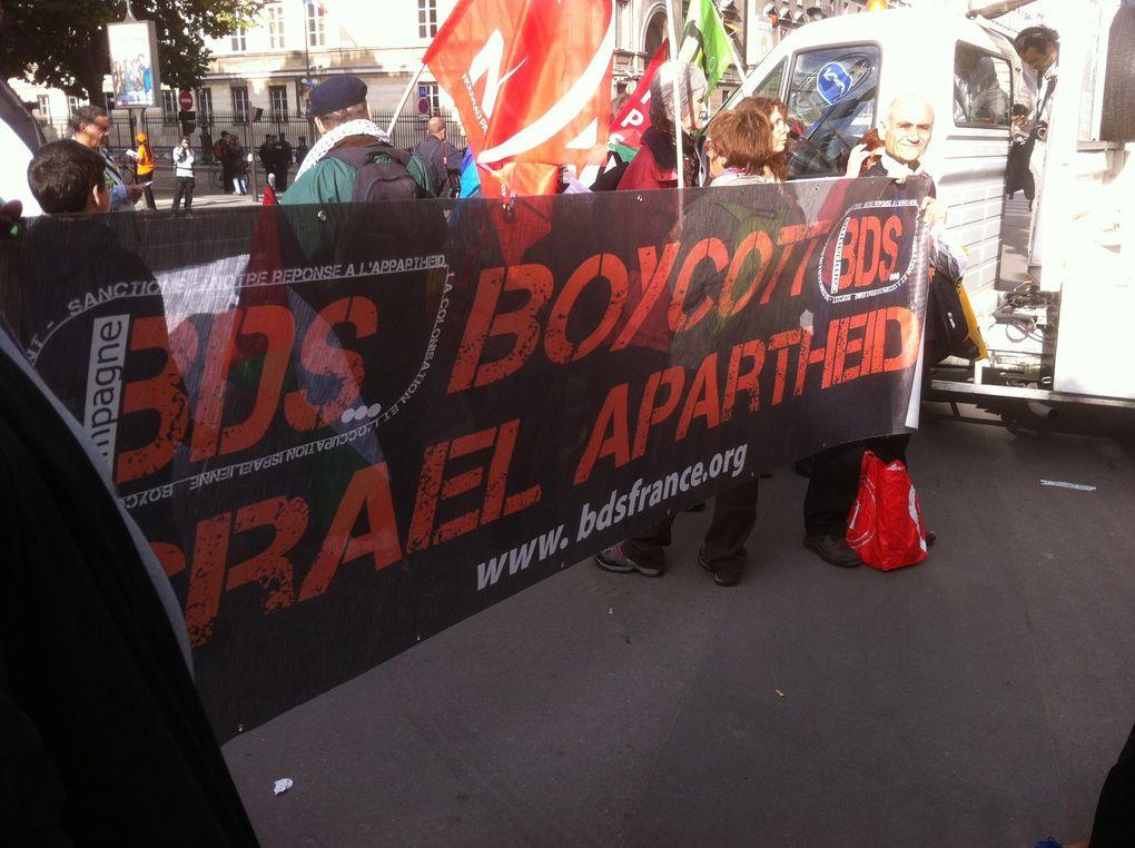 Palestine : indignés ? Ou révoltés et combatifs ?