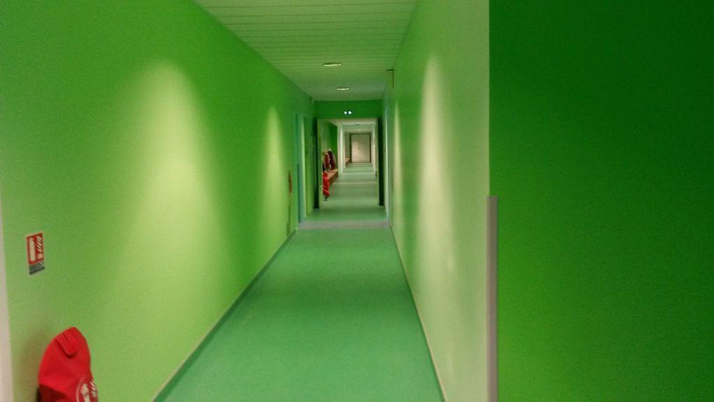 Visite photos du nouveau groupe scolaire de la Plaine-Saint-Denis