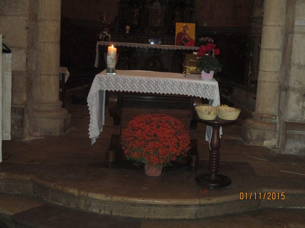 Eglise de Vianne - Diaporama 3 photos - Marie-Pierre Beguin