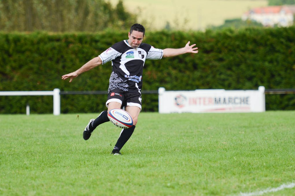 Rugby Fédérale 3 : Diaporama UST Saint Yrieix