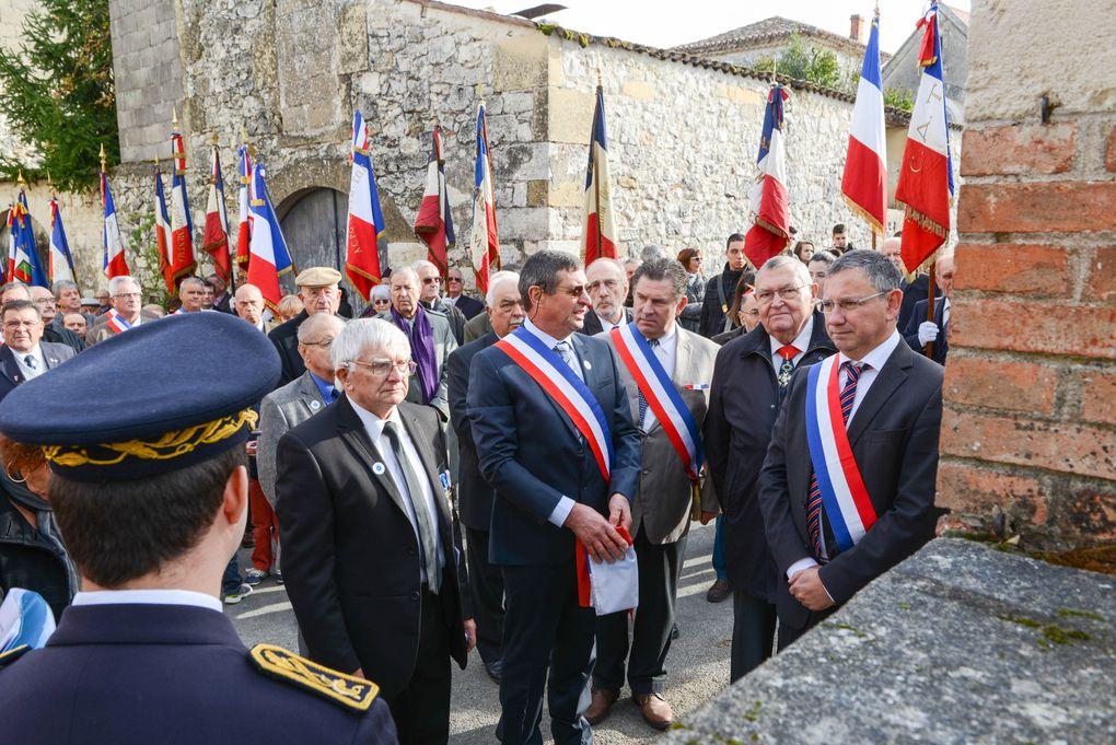Tournon d'Agenais : Le pôle de mémoire inauguré