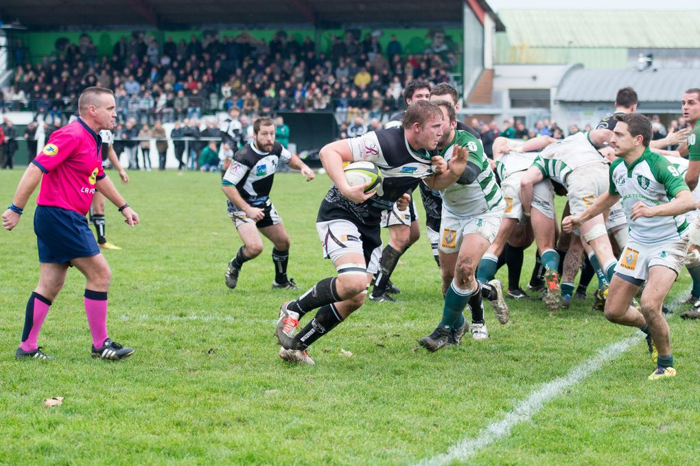 Diaporama Photo : Rugby F3 Monflanquin - Tournon