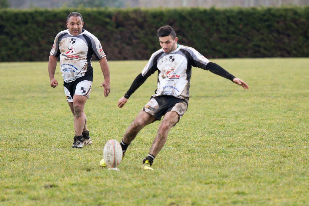 Rugby Fédérale 3 : Diaporama Photos UST Grenade