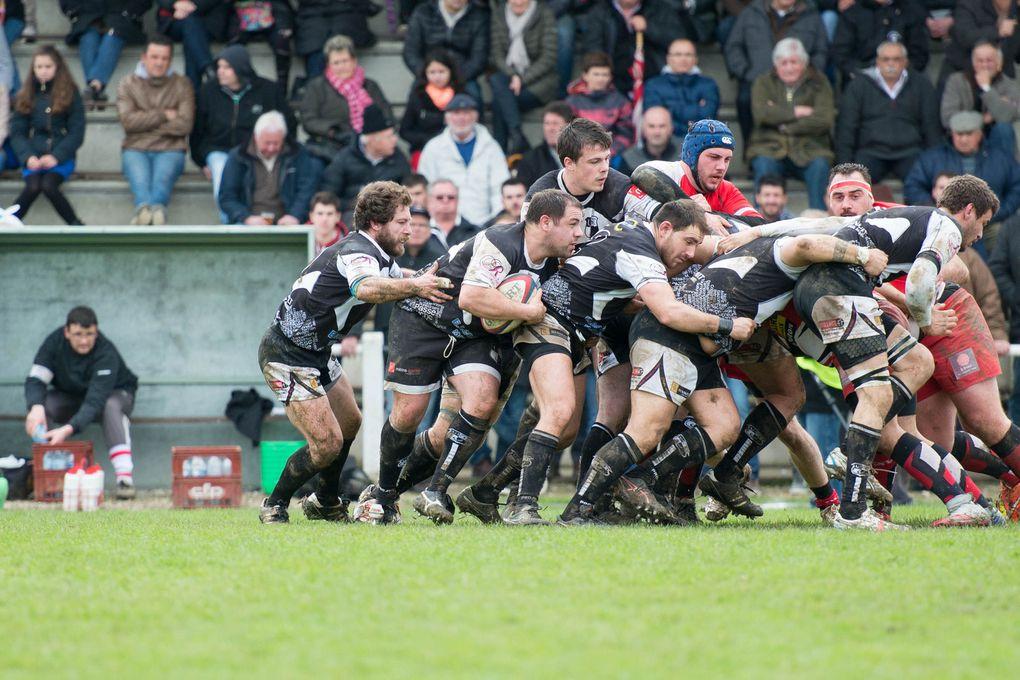 Rugby Fédérale 3 : Diaporama Photos UST Nègrepelisse