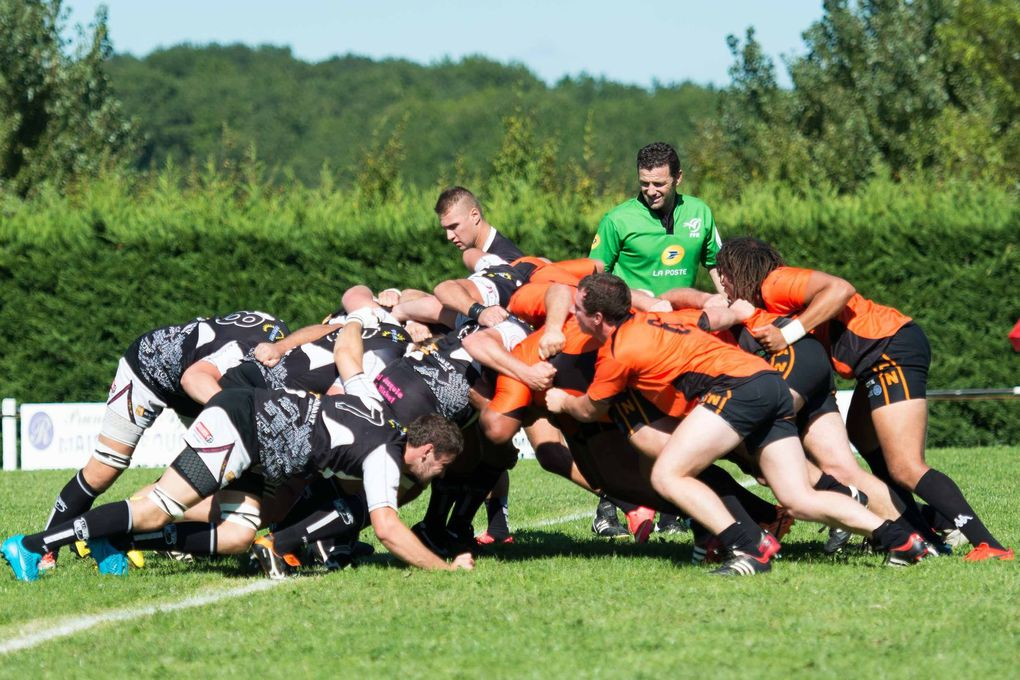 Rugby Fédérale 3 : Tournon commence par une victoire !