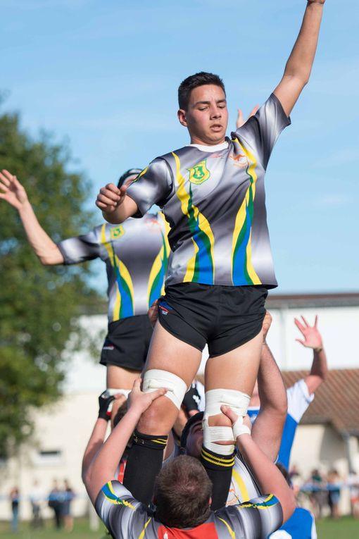 Rugby Vallée Lot Lémance : Succès des deux équipes !