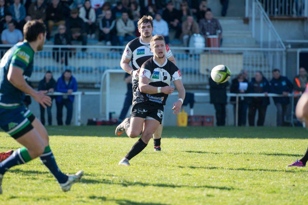 Sport Rugby Fédérale 3 : Tournon échoue à Bon Encontre