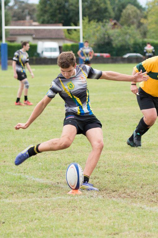 Sport Rugby VLL : Deux victoires pour un premier match à Choisy.