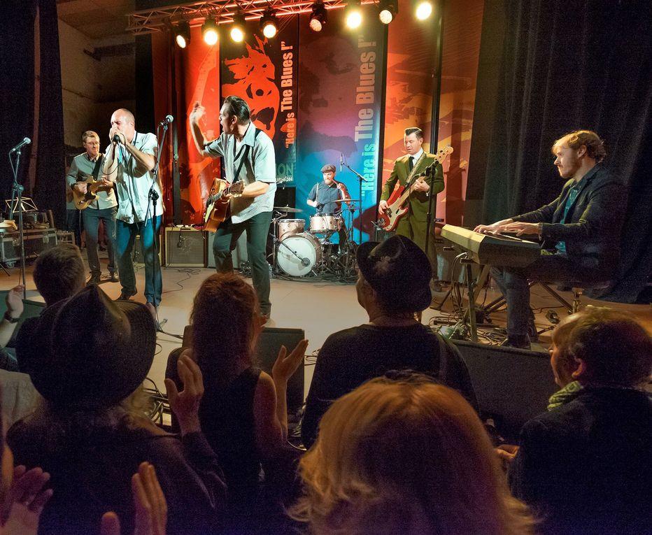 Tournon d'Agenais : Nuit Magique du blues à l'Abescat