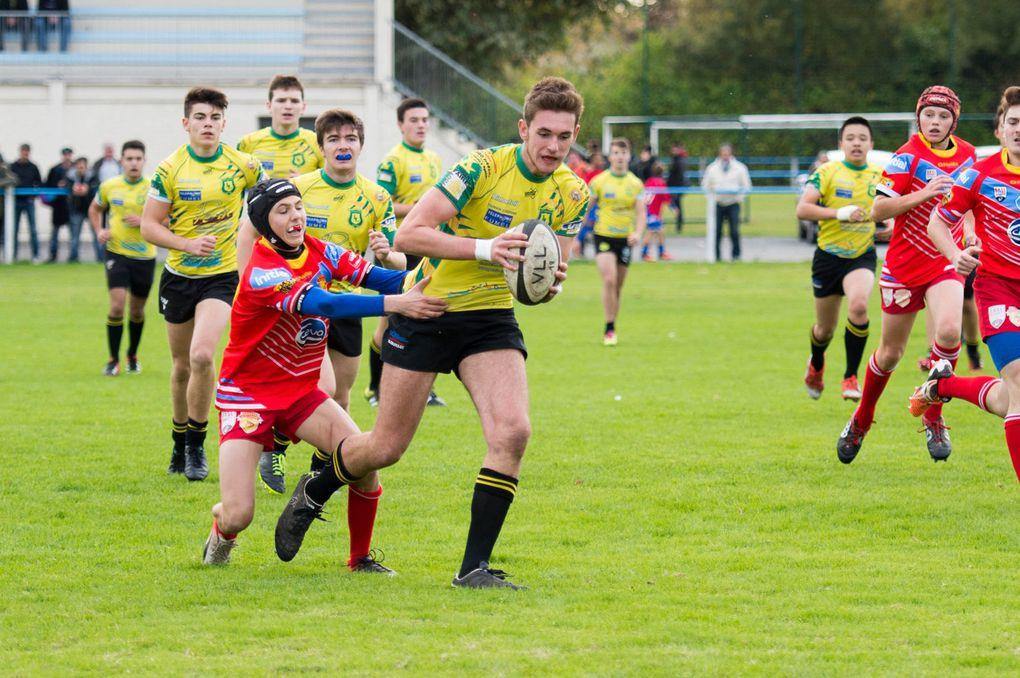 Sport Rugby : VLL s'impose en juniors et s'incline en cadets !