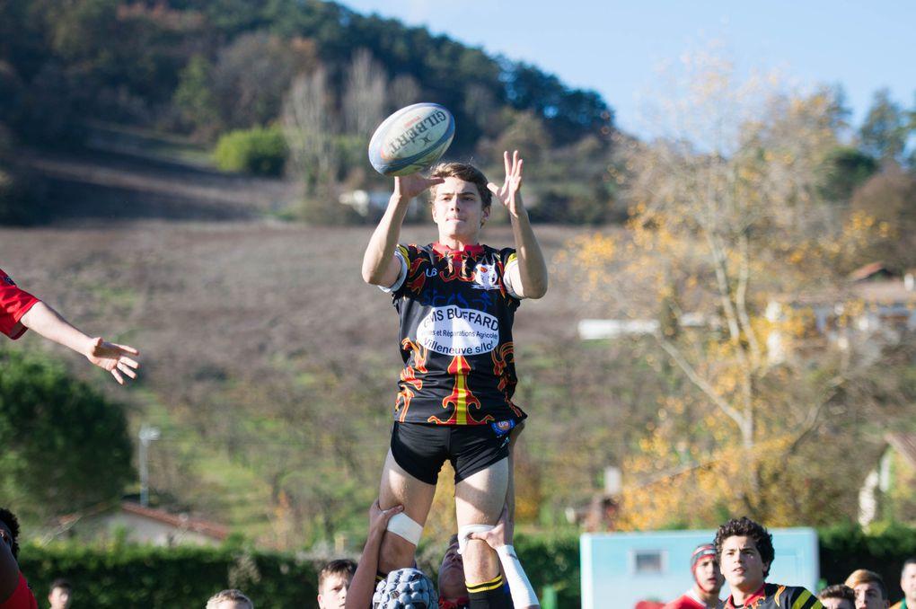 Sport Rugby VLL : Double victoire pour VLL contre le RAG