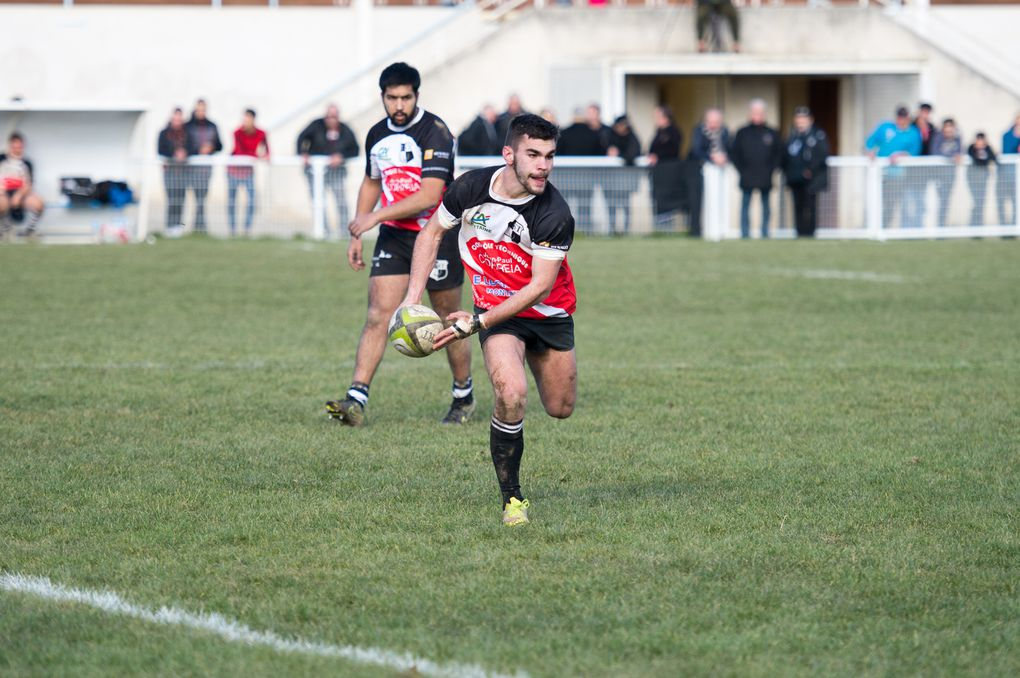 Sport Rugby Fédérale 3 : Tournon tombe contre Rieumes !